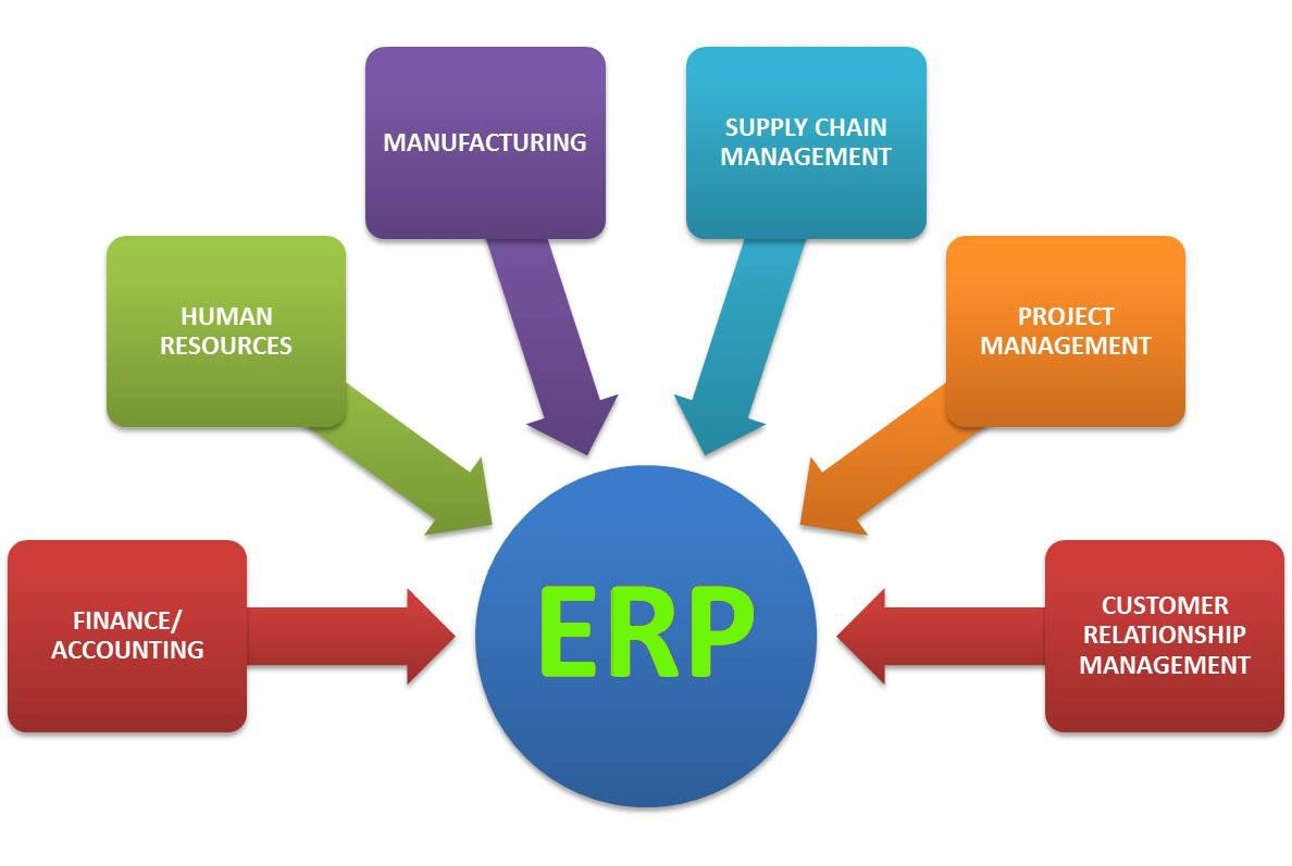 ERP software system: why do we need ERP system