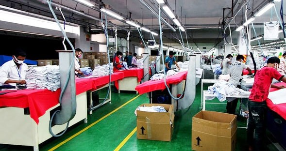 Procedure of Finishing department in garment industry