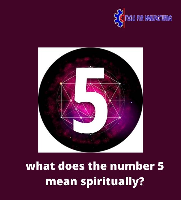 what does the number 5 mean spiritually