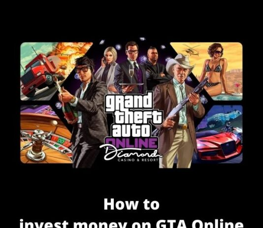 How to invest money on GTA Online